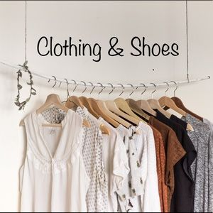 👗CLOTHING & SHOES👠👡👢